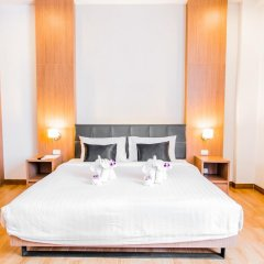Отель Sriracha Orchid 3* Студия с различными типами кроватей фото 7