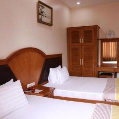 Van Nam Hotel Стандартный номер фото 17