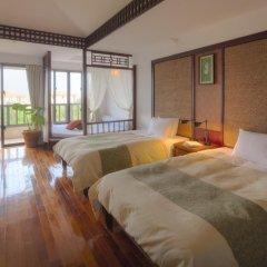 Hotel Nirakanai Kohamajima 3* Улучшенный номер с различными типами кроватей фото 2