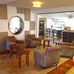 Отель Gran Continental Hotel Бразилия, Таубате - отзывы, цены и фото номеров - забронировать отель Gran Continental Hotel онлайн интерьер отеля фото 2