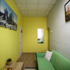Хостел Артист на проспекте Мира Стандартный номер с двуспальной кроватью фото 2
