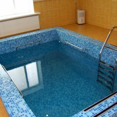 Гостиница Pansion бассейн
