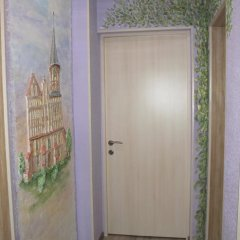 Koenig Hostel интерьер отеля