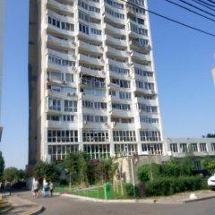 Апартаменты Apartment Red and White Студия с различными типами кроватей фото 41