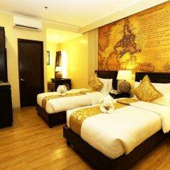 Palm Grass Hotel 3* Улучшенный номер с различными типами кроватей