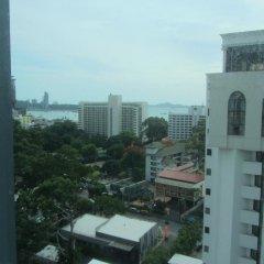 Отель Centric Sea Pattaya Апартаменты с различными типами кроватей фото 40