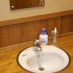 Отель Ryokan Maruya Хидзи ванная