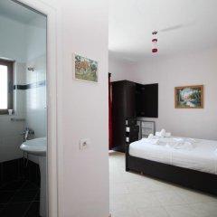 Hotel Blue Bay Саранда ванная