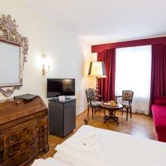 Hotel Royal 4* Номер Делюкс с разными типами кроватей фото 5