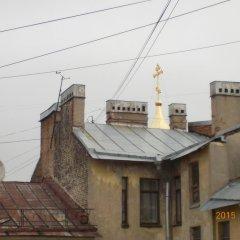 Апартаменты на Гатчинской балкон