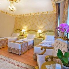 Отель White House Istanbul Стандартный номер с различными типами кроватей фото 3