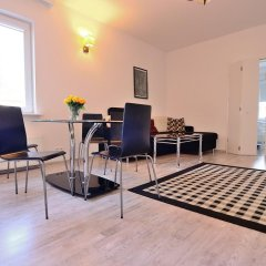 Отель Victus Apartamenty - La Figure Сопот комната для гостей фото 2