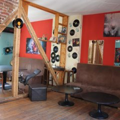 Gramophone Hostel гостиничный бар