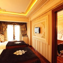 DeLuxe Golden Horn Sultanahmet Hotel 4* Стандартный номер с различными типами кроватей