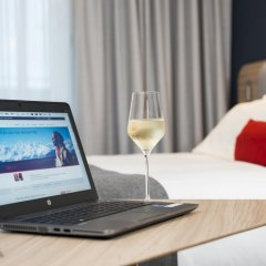 Отель Holiday Inn Express London - Dartford 3* Стандартный номер с различными типами кроватей фото 4