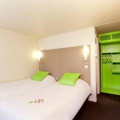 Отель Campanile Villeneuve D'Ascq 3* Улучшенный номер с различными типами кроватей