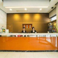 Отель Jinjiang Inn Nanshan Qianhai Road Шэньчжэнь интерьер отеля