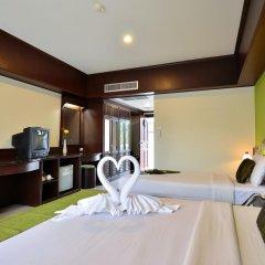 Samui First House Hotel 3* Номер Делюкс с различными типами кроватей фото 10