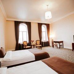 Гостиница Астраханская Стандартный номер с 2 отдельными кроватями фото 10