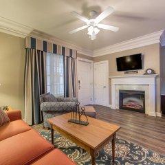 Отель Holiday Inn Club Vacations Williamsburg Resort 3* Вилла с различными типами кроватей фото 6