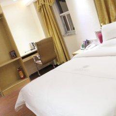 Отель Fangjie Yindu Inn 3* Номер Делюкс с различными типами кроватей фото 3