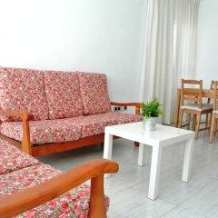 Отель Aiguaneu Sa Carbonera Испания, Бланес - отзывы, цены и фото номеров - забронировать отель Aiguaneu Sa Carbonera онлайн комната для гостей фото 3