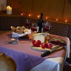 Garni Hotel Dornbach Тироло питание