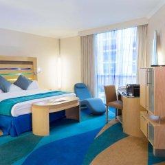 Radisson Blu Hotel London Stansted Airport 4* Стандартный номер с различными типами кроватей фото 2
