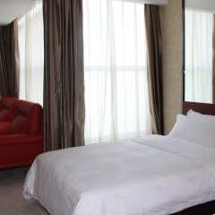 Milu Hotel 3* Улучшенный номер с 2 отдельными кроватями фото 2