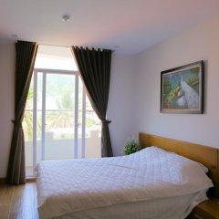 Отель Cozzy Seaview Apartment Вьетнам, Вунгтау - отзывы, цены и фото номеров - забронировать отель Cozzy Seaview Apartment онлайн комната для гостей фото 2