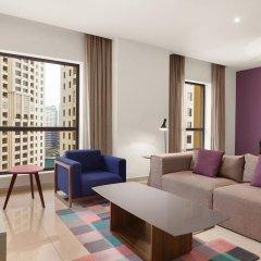Ramada Hotel & Suites by Wyndham JBR 4* Апартаменты с различными типами кроватей фото 2