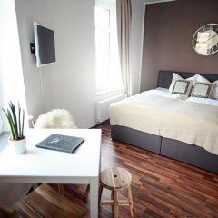 Апартаменты Hentschels Apartments Апартаменты с различными типами кроватей фото 16