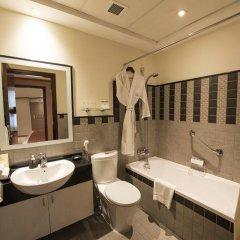 Emirates Grand Hotel 4* Номер Делюкс с различными типами кроватей фото 3