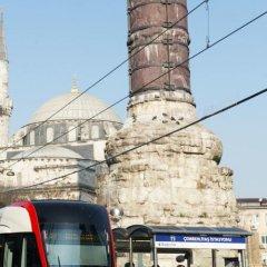 Istanbul Paris Hotel & Hostel городской автобус