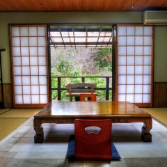 Отель Ryukeien Минамиогуни в номере
