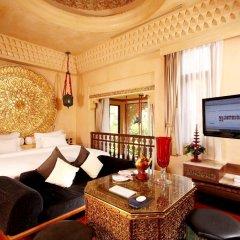 Отель The Baray Villa by Sawasdee Village 4* Вилла с различными типами кроватей фото 22