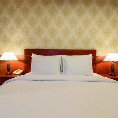 Hong Vy 1 Hotel 3* Улучшенный номер с двуспальной кроватью фото 4