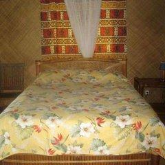 Отель Blue Heaven Island Французская Полинезия, Бора-Бора - отзывы, цены и фото номеров - забронировать отель Blue Heaven Island онлайн комната для гостей фото 4