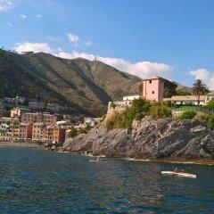 Отель Le Fontane Marose Генуя пляж