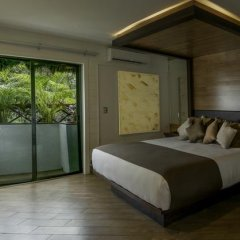Magic Blue Boutique Hotel 4* Улучшенный номер с различными типами кроватей фото 6