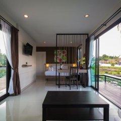 Отель Bua Tara Resort 3* Стандартный номер с различными типами кроватей фото 6