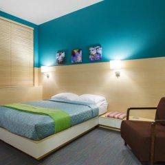 Гостиница Sleeport детские мероприятия фото 7