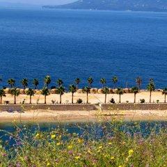 Отель Azzura Flats Албания, Саранда - отзывы, цены и фото номеров - забронировать отель Azzura Flats онлайн пляж фото 2