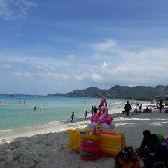 Samui Green Hotel пляж фото 2