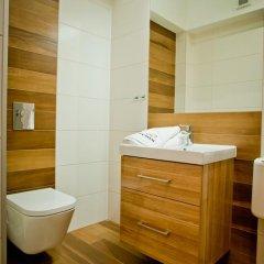 Отель Apartamenty Rubin Стандартный номер с различными типами кроватей фото 27