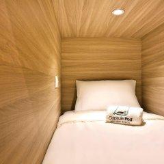 Capsule Pod Boutique Hostel Кровать в общем номере фото 8