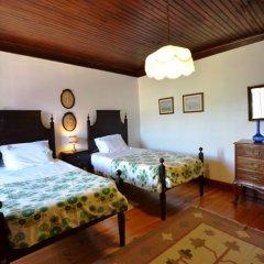 Отель Casa dos Assentos de Quintiaes 3* Стандартный номер с различными типами кроватей фото 4