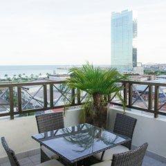 Hotel Bahia Suites балкон