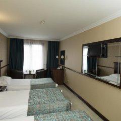 Topkapi Inter Istanbul Hotel 4* Стандартный номер с различными типами кроватей фото 26