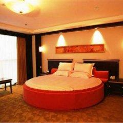 Отель Shanghai Golden Jade Sunshine Hotel Китай, Шанхай - отзывы, цены и фото номеров - забронировать отель Shanghai Golden Jade Sunshine Hotel онлайн комната для гостей фото 8